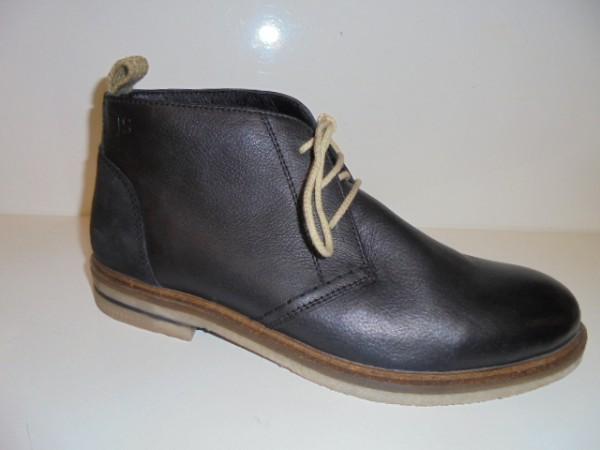 28802 Josef Seibel Herrenstiefelette Boots Echtleder schwarz Form Stanley
