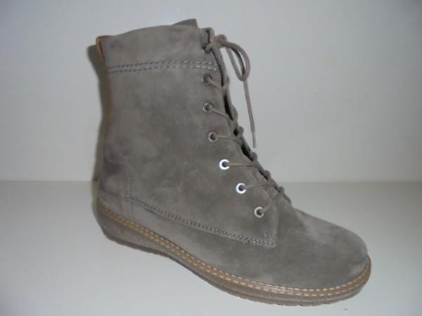 533916 Waldläufer Damenschuhe Stiefelette Boots Lammfell Leder