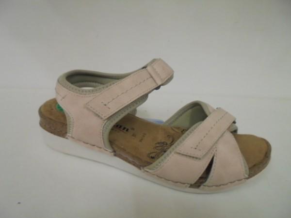 20120 Reflexan Damenschuhe Sandale beige Micro