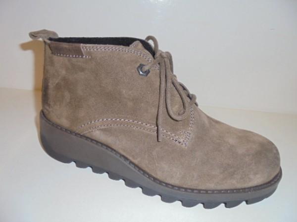 Josef Seibel Damenstiefelette Echtleder Boots taupe 82607 Modell Lina