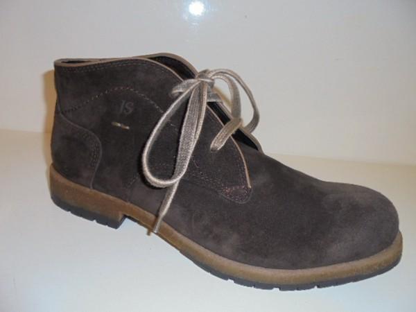 39321 Josef Seibel Herrenstiefelette Boots Echtleder braun Form Brandon