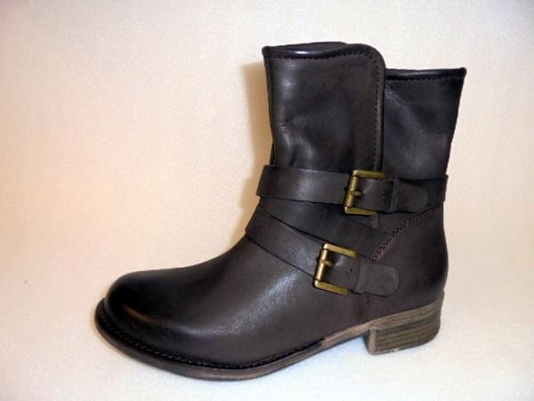 KA11942827 SPM Damen Stiefelette Boots braun Leder