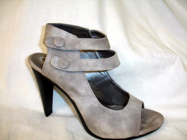 12205 Your Style Damenschuhe Sandalette beige