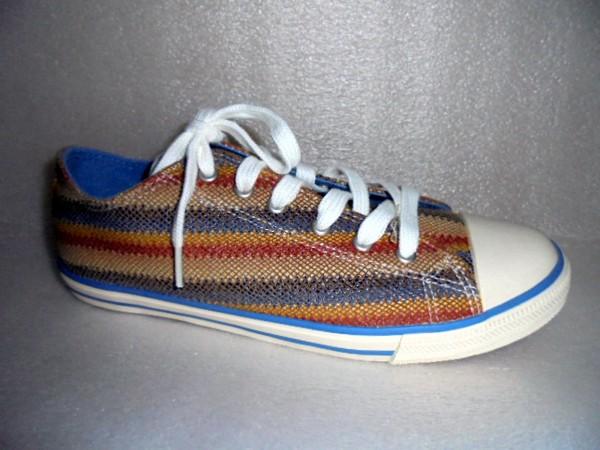 Greenies Sneaker Textil Damen 201211 beige-kombi
