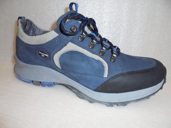 Waldläufer Damen Schnürschuhe Walking Wandern Leder TEX 949951
