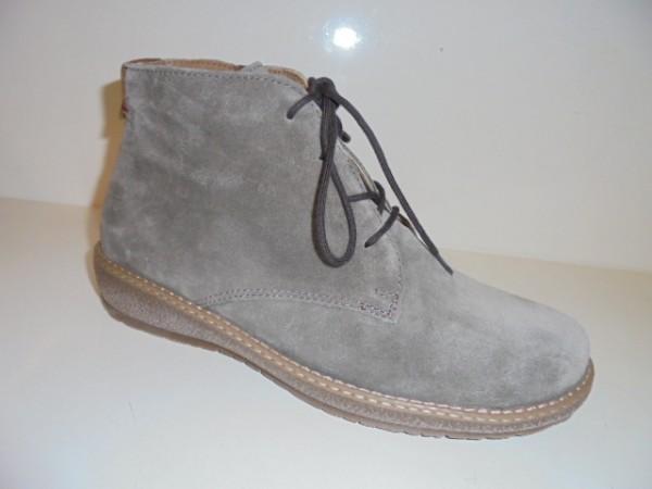 533915 Waldläufer Damenschuhe Stiefelette Boots Lammfell Leder