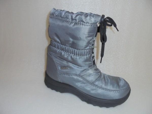 58028 Romika Damen Stiefel Schneeboots grau Winterboots TopDryTEX