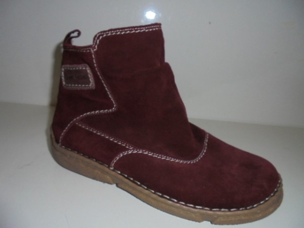 Josef Seibel Damenstiefelette Boots Leder bordo 85138 Modell Neele